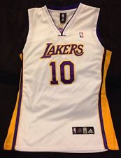 NWT Steve Nash Los Angeles Lakers Jersey NBA Authentics Adidas Jersey Size 56 XL