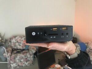 Zotac ZBox mini PC Windows 10,USB3,HDMI,& SSD,Bonus Wifi Cable.