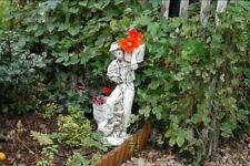 Figur Blumenkübel Pflanz Kübel Dekoration Figur Blumentöpfe Garten Vasen S101021