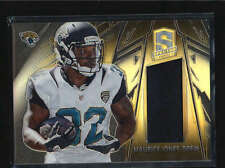 MAURICE JONES-DREW 2013 SPECTRA GOLD PRIZM GAME USED WORN PATCH #05/10 AB6742