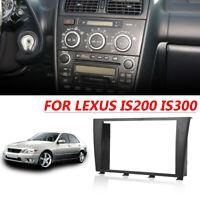 Car Stereo Radio Facia Fascia Panel For Lexus IS200 IS300 Toyota Altezz  !