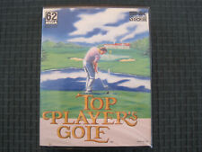 SNK Neo Geo AES Top Player's Golf  1990 CIB - works