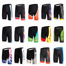 Men's Spandex Cycling Shorts Knickers Gel Padded Bike Bicycle Biking Shorts