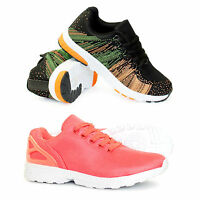 Ladies Running Trainers New Womens Shock Air Fitness Gym Sports Shoes Size 3-8