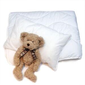 Anti-Allergy Cot Bed Pillow Nursery Junior Kids Baby Toddler Comfort Pillows