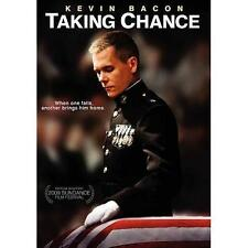 Taking Chance DVD 2009 NEW, SEALED Kevin Bacon HBO Films