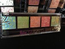 Beauty Treats- Glitzy Glam Marble Palette 5 Color Infusion GreenTones