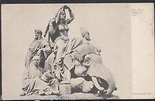 London Postcard - The Albert Memorial, Asia   RT519
