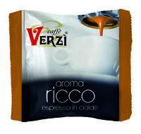 150 CIALDE ESE 44 MM FILTRO CARTA CAFFE VERZI MISCELA RICCO