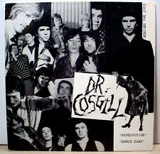 "DR. COSGILL - Benediction - '81 UK celtic folk rock 7"" / 45rpm - PS - NM vinyl"