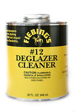 Fiebing's Deglazer - Leather Dye Preparer 32 oz (1 Quart)