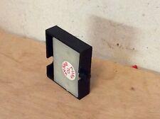 1A Surface Push to Break Door Switch Black