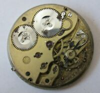IWC INTERNATIONAL WATCH CO. CAL 53 HUNTER CASE MOVEMENT & DIAL FOR PARTS/REPAIR