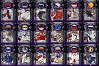 Topps Bunt 2020 Tribute Purple Stamp Of Approval Relic Complete Set  [DIGITAL]