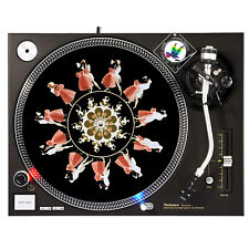 "Jungle Dance - Dj Turntable Slipmat 12"" Lp Vinyl Record Slip Mat"