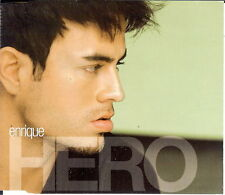 Enrique - Hero - CD Single with Hero video (2005)