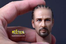 """Loading toys 1/6 Edward Norton Male Headsculpt model Fit 12"""" Muscular Figures"""