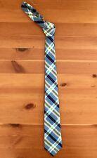 e32576b9c0a9 Old Navy Boys Necktie Plaid Cotton 14-16 Tie