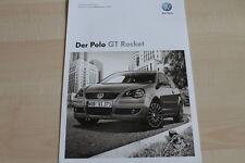 97187) VW Polo GT Rocket - Preise & tech. Daten & Ausstattungen - Prospekt 10/20