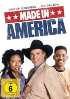 MADE IN AMERICA (DVD) - GOLDBERG,WHOOPI/DANSON,TED/SMITH,WILL   DVD NEUF