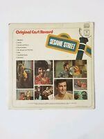 Sesame street record original cast Kermit the Frog Green Rubber Duckie Ernie and