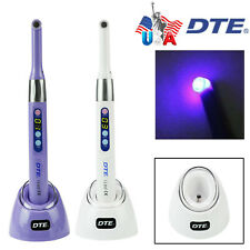 Woodpecker Dental Iled Wireless Curing Light 1 Second Cure Lamp 2500mwc 2color