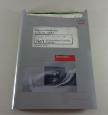 Manuale Officina Audi A8 D2 6 Cilindri Motore 5 Valvole Ack Alg Apr Aqd Ab 1994