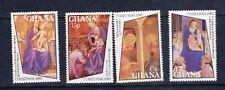 Ghana – Christmas 1980 – (F84) – Free postage
