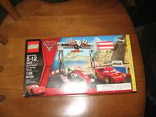 NISB!!  RETIRED!!!   Lego Disney Pixar Cars 2 World Grand Prix Racing Rivalry