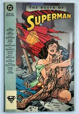 DEATH OF SUPERMAN (1993, DC ) NM Graphic Novel Comic STORY DOOMSDAY