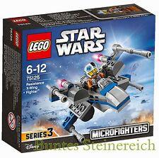 LEGO® Star Wars™: 75125 Resistance X-Wing Fighter™ ! NEU & OVP !