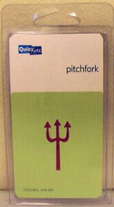 PITCHFORK DIE QUICKUTZ lifestyle craft epic revolution pitch fork