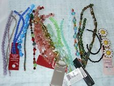 Lot of Assorted String beads