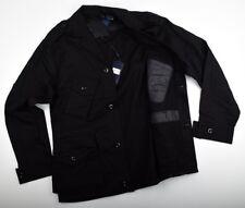 G-star Raw, re Desert Overshirt, Black Blazer Size M New