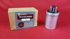 Vintage NOS Bogen T-156 Input Transformer 500 ohms Audio Tube RCA