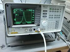HP Agilent 8595E Spectrum Analyzer Calibrated ! refurbished ! 9khz-6.5 ghz OPTS!