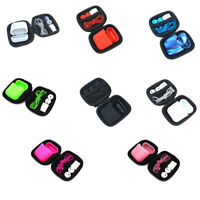 Bluetooth Earphone Holder Anti-lost Rope Silicone Cover Organizer Fit AirPods