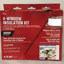 Indoor Window Film Insulator Kit 62 in. W x 168 ft. L 19443010