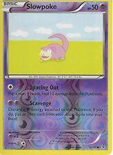 POKEMON GENERATION PACK CARD - SLOWPOKE 32/83 REV HOLO