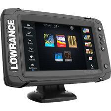 Lowrance Elite-7 Ti Touchscreen Fishfinder Chartplotter Lowrance 000-12416-001 #