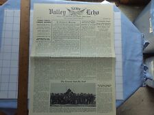 1963 Potomac Ed Fantasy Newspaper-Dec. 1863- Lincoln Amnesty Proclamation, more