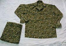 North Vietnamese Army (NVA) Camouflage Uniform Set, shirt,pants