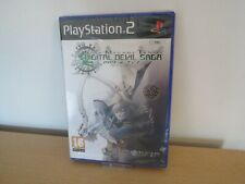 Shin Megami Tensei Digital Devil Saga Game PS2 new sealed pal