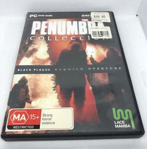 Penumbra: Black Plague, Requiem, Overture - PC
