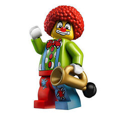 NEW LEGO 8683 Series 1 Clown Minifigure /  Rare Sealed