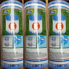 FILTRO/CARTUCCIA RICAMBIO INTEX PER POMPA PISCINA, MODELLO 59904 (E)