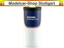 Porsche Racing Thermobecher 900 ml aus doppelwandigem Edelstahl - fabrikneu