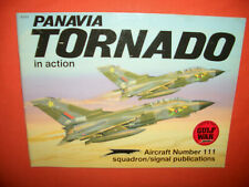 Squadron Signal 1111 Number 111, PANAVIA TORNADO in action