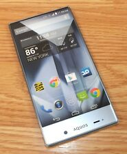 Sharp Aquos Smartphone Style Fake Screen Dummy Phone Only **READ!**