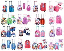 Kids Cabin Trolley Case wheeled Travel Bag Suitcase Boys Girls Hand Luggage